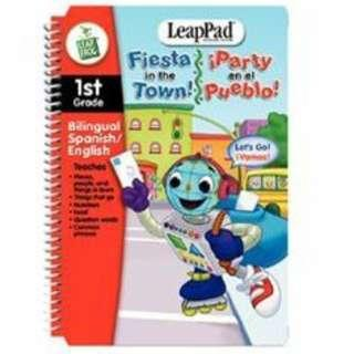 🚚 Brand New LeapPad Books with Cartridges