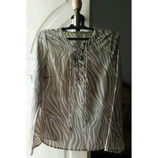 The excecutive blouse