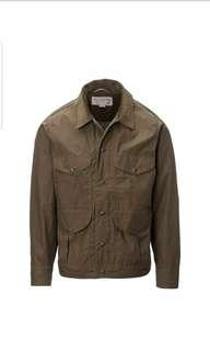 FILSON Lightweight Dry Cloth Journeyman Jacket (10716)