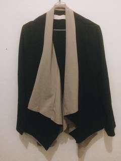 Black-Brown Layer Outer Crepe