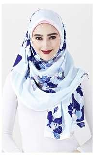 [LIMITED EDITION] Slania Scarf in Elina Prints - FLORALS
