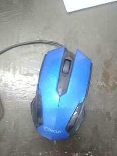 Mouse USB #TIUBL