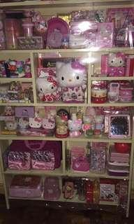 Cabinet only (hello kitty not included)
