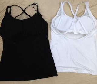 Readystock Top Padded