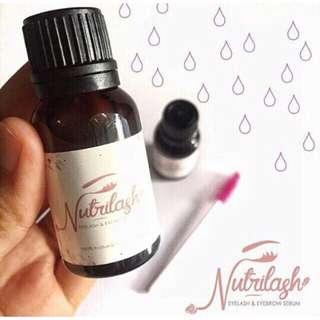Nutriash eyelash Serum