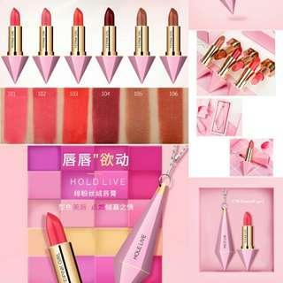 Feipink Girl Velvet Lipstick