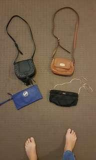 Designer/ brand name handbags