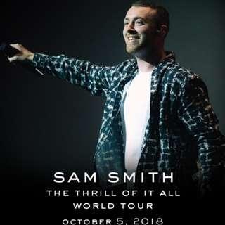 Sam Smith Live in Manila Lowerbox A