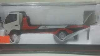 KYOSHO 貨櫃車拖頭連架模型
