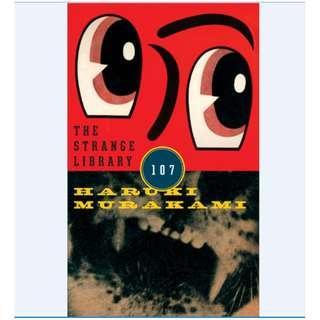 (Ebook) Strange Library -  Haruki Murakami