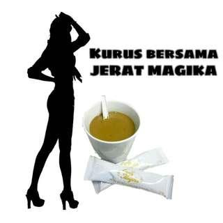 Jerat Magika Green Coffee