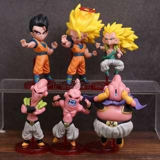Dragon Ball Buu Gotenks WCF