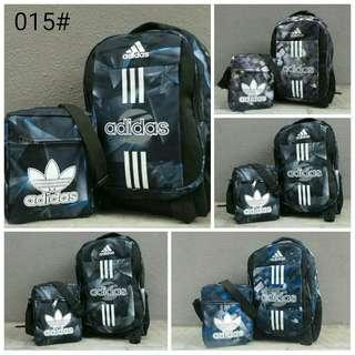 Adidas Backpack 2in1 set