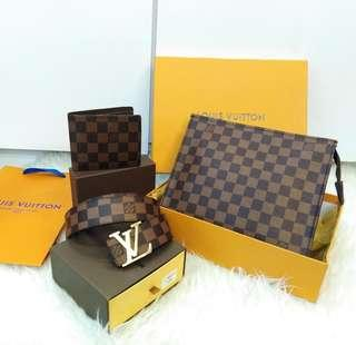 Lv men 3in1 set