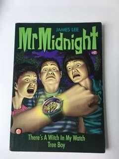 Mr Midnight # 41