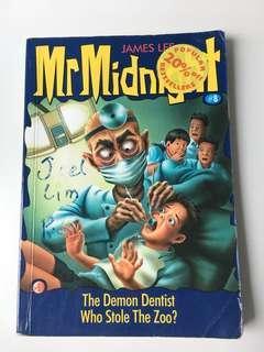 Mr Midnight #8