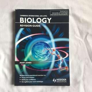 Cambridge AS and A Levels Biology #