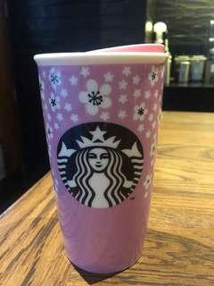 Starbucks Double Wall Ceramic Mug