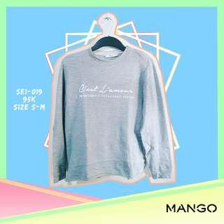 Mango Grey Sweater