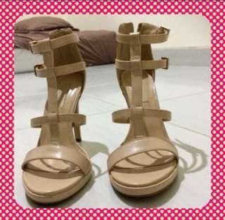 Jual Sepatu Heels Marie Claire