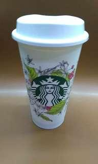 Reusable Starbucks Tumbler