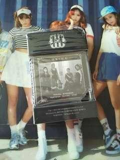 SNSD Oh! GG Unsealed Khino Album