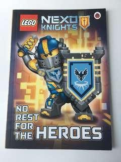 Nexo Knights - no rest for the heroes