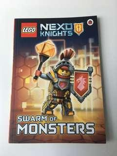 Nexo Knights — swarm of monsters