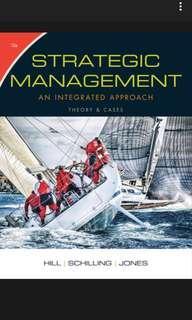 Strategic management 12版 (含運)