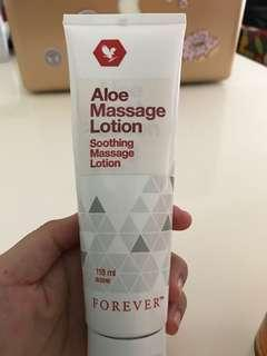 Aloe Vera Massage Lotion