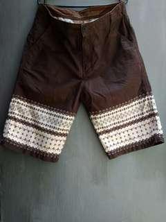 Celana Pendek Top Ten Size 32 Fit to L-XL Lokal
