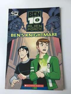 Ben 10 - Ben's Knightmare