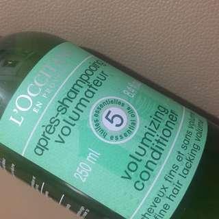 L'occitane 天使光環法國🇫🇷豐盈水感護髮素