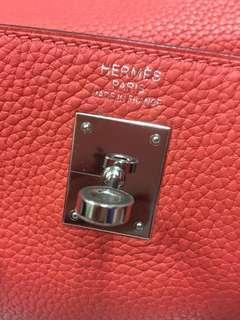 Hermes Kelly 35 T5蜜桃粉