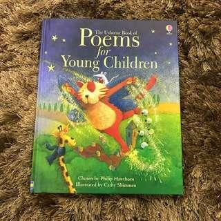 Usborne Poems for Young Children