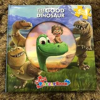 The Good Dinosaur Puzzle Book