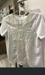 Top white import