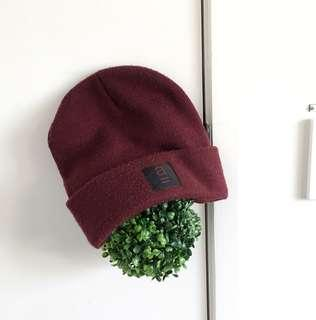 Wine red Beanie