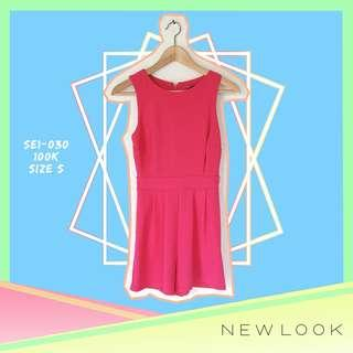 New Look Pink Jumpsuit