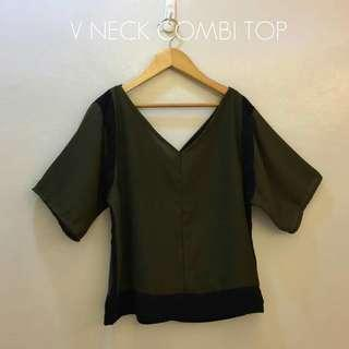 V-neck Top