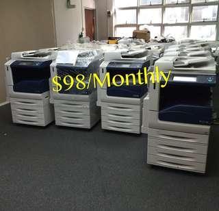 Fuji Xerox Copier /Rent / Buy/