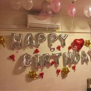 🚚 Balloon Sets