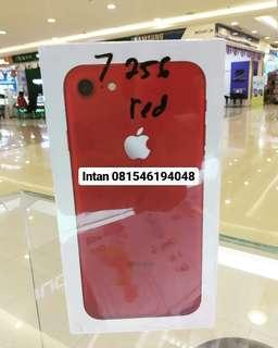 Kredit murah iphone 7 256gb red promo free 1x angsuran