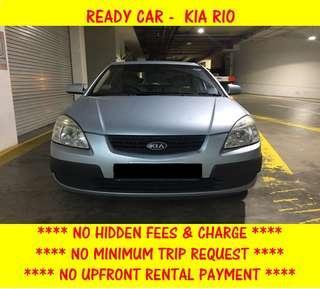 Kia Rio Hatchback 1.4 Auto