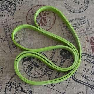 Gym In The Pocket Resistance Band, Green