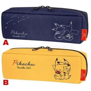 "[PO] ""PARCO-TRAY"" STATIONERY POUCH [PIKACHU 025] - POKEMON CENTER EXCLUSIVE"