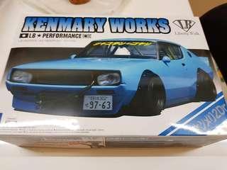 1/24 aoshima kenmary works LB