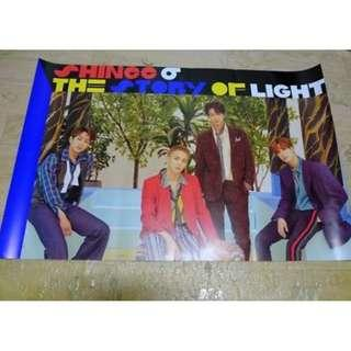 Poster SHINee The Story Of Light Epilogue