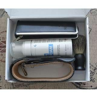 Njord Straight Razor Kit for Men