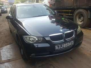 BMW 320XL 2008
